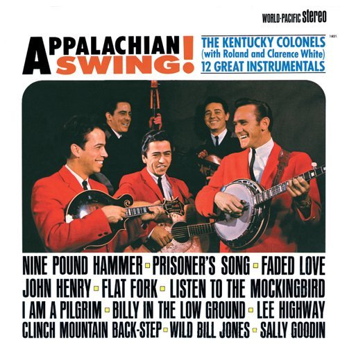 The kentucky colonels appalachian swing 1964