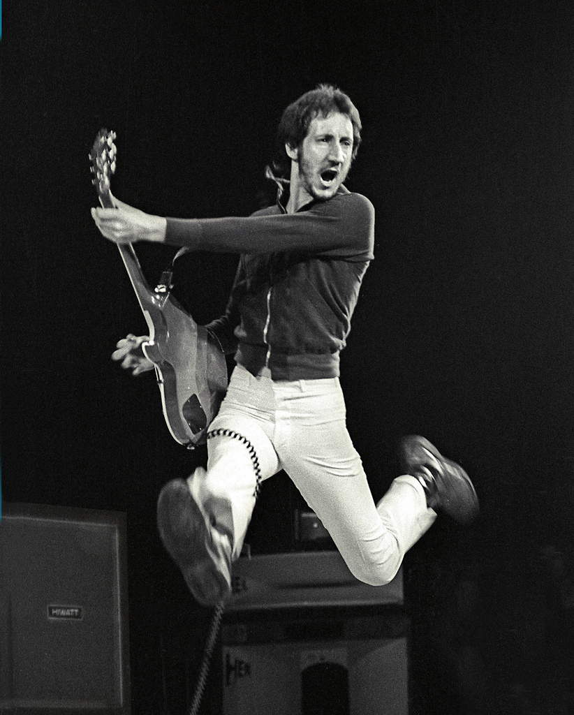 The who townshend