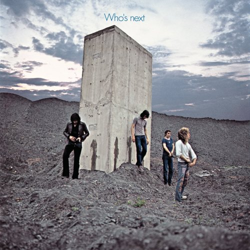 The who who s next