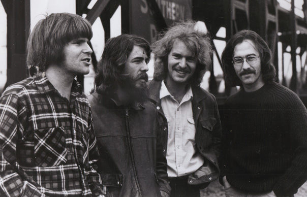 Tom fogerty creedence