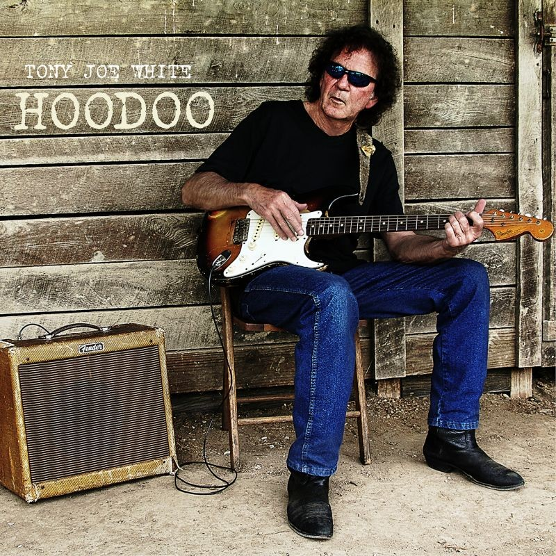 Tony joe white hoodoo 2013