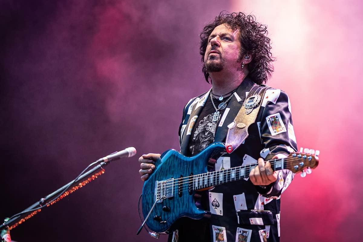 Toto steve lukather