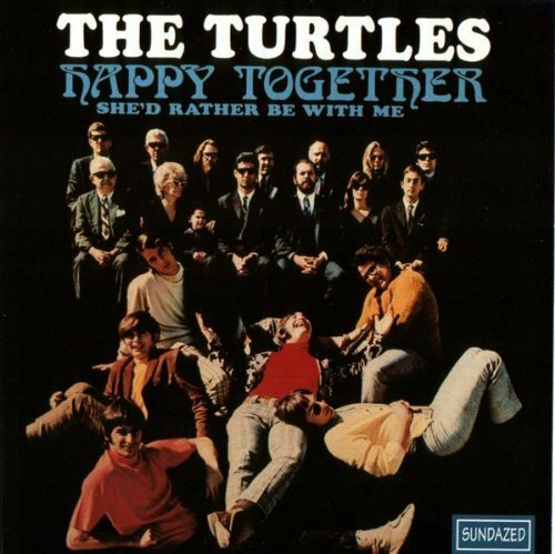 Turtles happy together lp