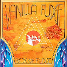 Vanilla fudge box of fudge 2010