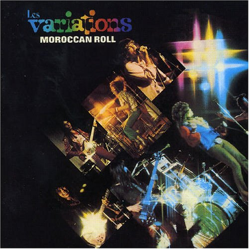 Variations moroccan roll