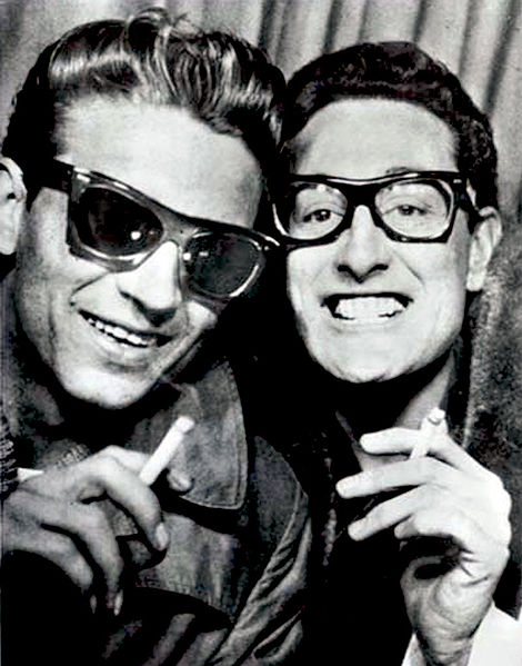 Waylon jennings buddy holly