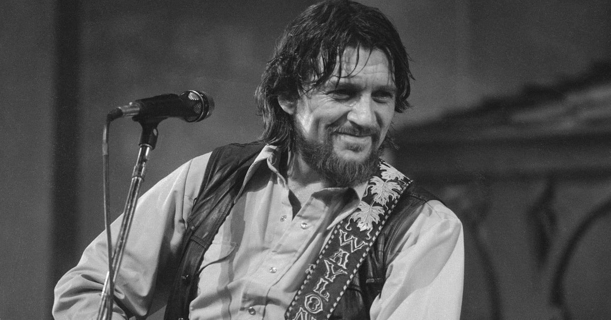 Waylon jennings intro