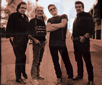 Willie nelson the highwaymen