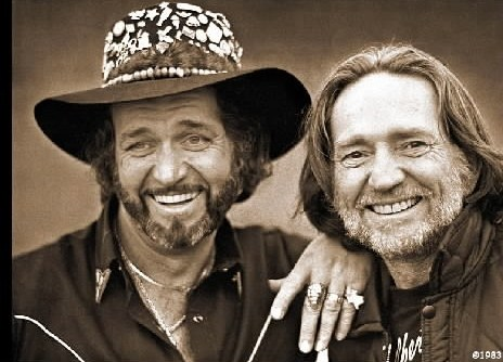 Willie nelson waylon jennings