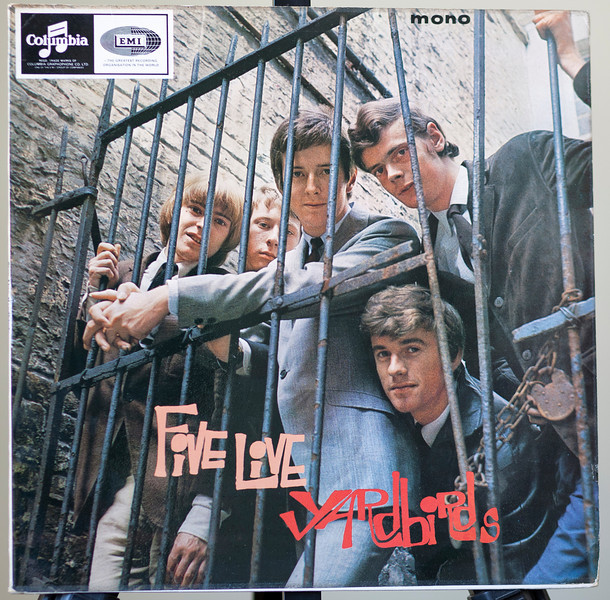 Yardbirds five live