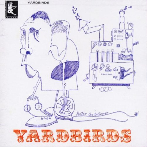 Yardbirds roger the engineer 1