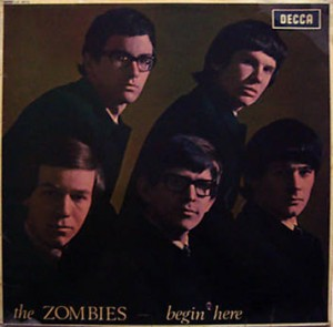 Zombies begin here 1965