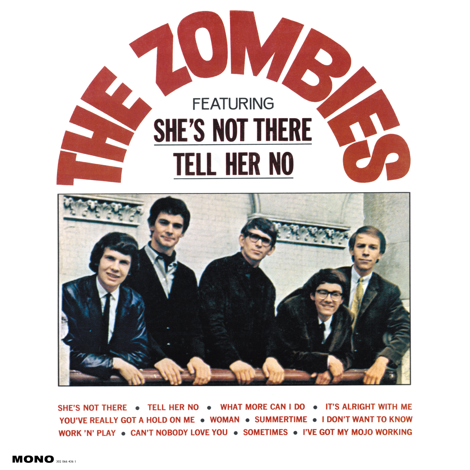 Zombies zombies album 1965 us
